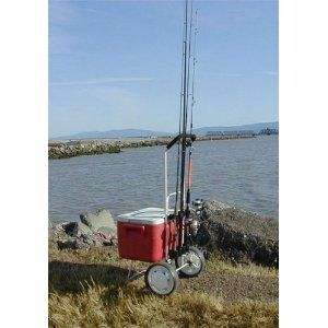 Fishing cart buyers guide for fishing carts folding for Folding fishing cart